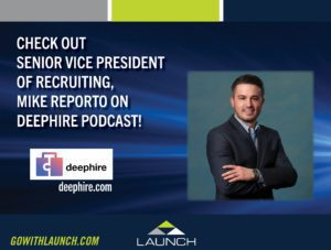 Mike Reporto on Deephire Podcast